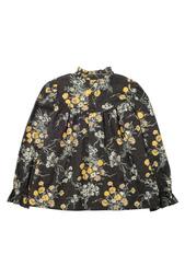 Блузка с принтом Delphie Bonpoint