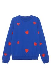 Хлопковый свитшот Heartbreaker Candyshop