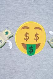 Хлопковая футболка Dollarsmile Candyshop