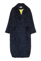 Пальто из эко-меха Masterpeace