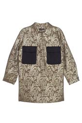 Куртка из жаккарда Chapurin