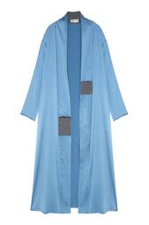Шелковое пальто Janashia Sinaze