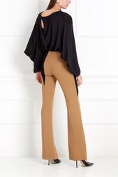 Шерстяные брюки Chapurin