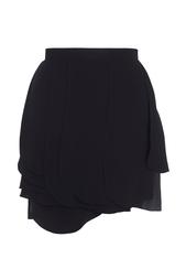 Шелковая юбка Chapurin