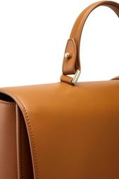 Кожаная сумка Bespoke Hugo Boss