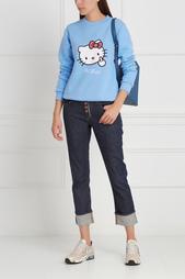 Хлопковый свитшот Meow Candyshop