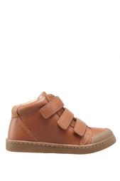 Кожаные ботинки Ten 3 Velcros 10 Is