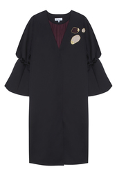 Пальто с рукавами-буфами Masterpeace