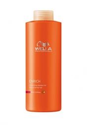 Питательный шампунь для объема Wella