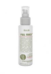 Крем-кондиционер для ломких волос Ollin