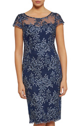 Коктейльное платье Gina Bacconi