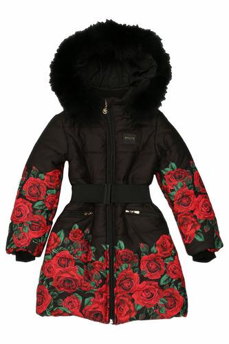 Пальто-пуховик De Salitto