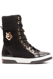 Высокие ботинки Love Moschino