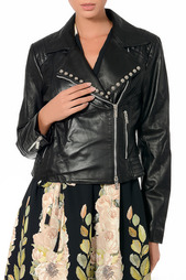 Укороченная куртка Blugirl