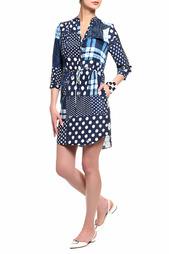 Платье-рубашка DIANE VON FURSTENBERG