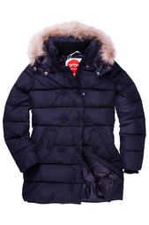 Пальто-пуховик Orby