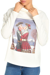 Блузка Поцелуй Alina Assi