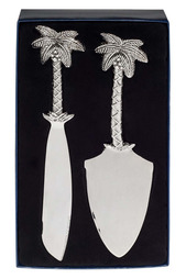 Лопатка и нож в наборе Elff Decoration
