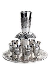 Коньячный набор, 10 предметов Elff Decoration