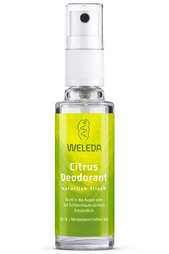 Цитрусовый дезодорант 30 мл WELEDA