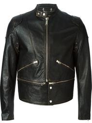 байкерская куртка с потертым эффектом Golden Goose Deluxe Brand
