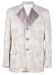 костюм с цветочным мотивом Dolce & Gabbana Vintage