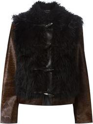 куртка с петельной застежкой Lanvin