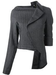 структурированный асимметричный пиджак  Comme Des Garçons Vintage