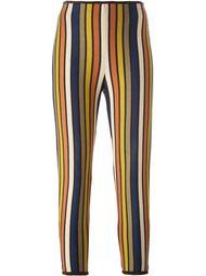 полосатые леггинсы Jean Paul Gaultier Vintage