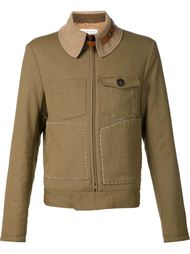 куртка с карманами спереди Maison Margiela
