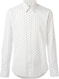 рубашка с принтом  Givenchy