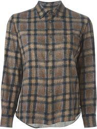 рубашка в клетку  Comme Des Garçons Vintage