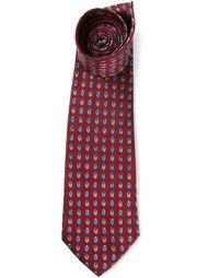 жаккардовый галстук Pierre Cardin Vintage