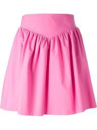 плиссированная юбка  Moschino