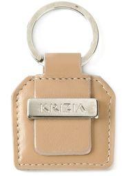 брелок с логотипом Krizia Vintage