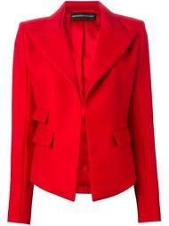 открытый приталенный пиджак  Alexandre Vauthier