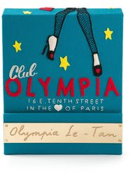 клатч-книга с аппликацией Olympia Le-Tan
