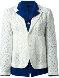 многослойный пиджак  Comme Des Garçons Vintage
