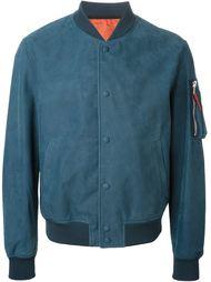 классическая куртка-бомбер  Kris Van Assche