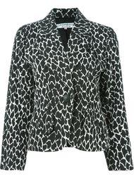 укороченный пиджак Yves Saint Laurent Vintage