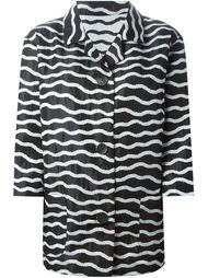 полосатый пиджак свободного кроя Antonio Marras