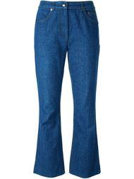 расклешенные джинсы  John Galliano Vintage