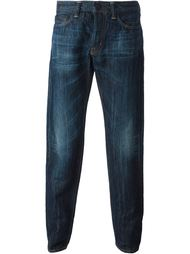 джинсы прямого кроя  Mastercraft Union