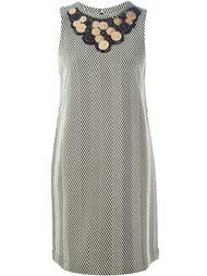 платье с декорированным воротником  Antonio Marras