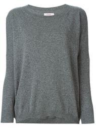 свитер с круглым вырезом   Liska