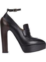 туфли в стиле лоферов Vera Wang