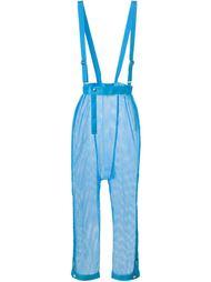 сетчатые брюки  Issey Miyake Vintage