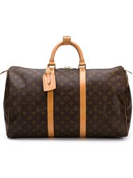 сумка 50см 'Keepall'  Louis Vuitton Vintage