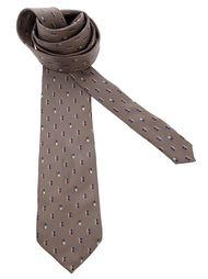 галстук с рисунком Pierre Cardin Vintage