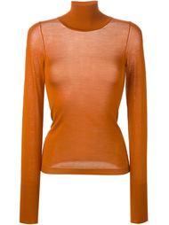 трикотажный свитер с высоким горлом Roksanda